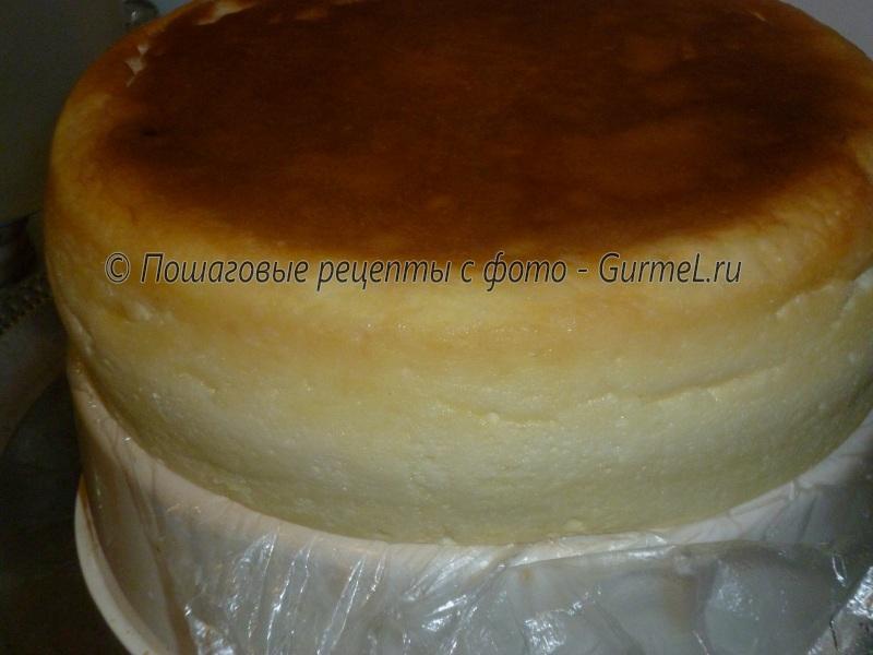 Творожный торт без муки рецепт