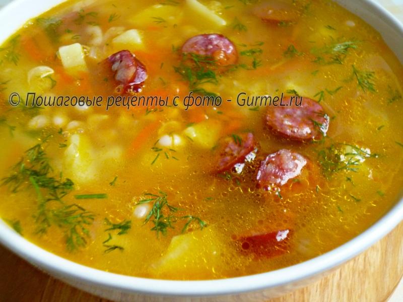 Суп с фасолью консервированной рецепт с пошагово с мясом