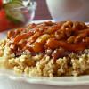 Подливка томатная с фаршем