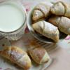Вкусное и простое бездрожжевое тесто для рогаликов, пирожков и пиццы