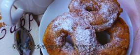 Пончики из творожного теста