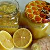 Чай имбирно-лимонный (концентрат для быстрого приготовления)