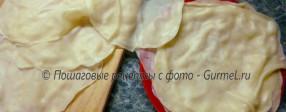 Китайские паровые блинчики (лаваши)