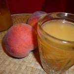 Нектар из персиков