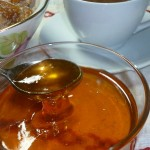 Мёд грушевый и цукаты из груш