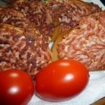 Горячие бутерброды «Дуплет»
