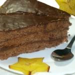 Торт шоколадно-трюфельный «Мулатка»