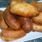 Пирожки из чудо-теста на кефире