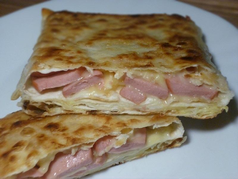 Рецепт с фото домашнего пирога с малиной