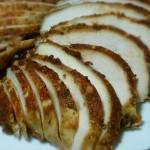 Пастрома сочная из куриного филе (за 12 минут)