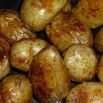 Картофель запечённый по-болгарски