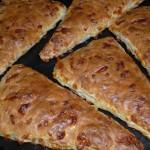 Быстрые английские булочки-сконы с сыром