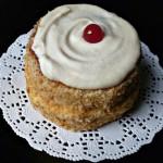 Бисквитные пирожные «Неженка»