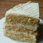 Медовый торт за 20 минут
