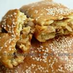 Пирог-паштида с грибами