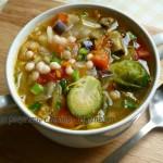 Минестроне — самый популярный суп в мире