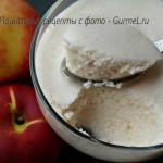 Самбук яблочный — воздушный и лёгкий десерт