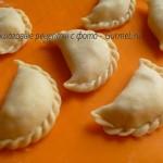 Полузаварное тесто (для пельменей, вареников, хинкали, чебуреков…)