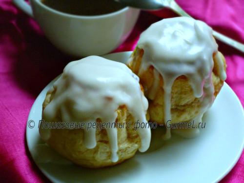 рецепт сахарного сиропа для глазури