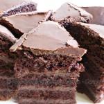 Шоколадный торт (в духовке и мультиварке)