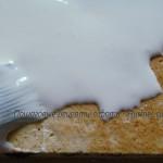 Сахарная глазурь с желатином