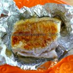 Рыба жареная в фольге