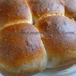 Хлеб белый на ночной опаре