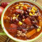 Суп «Чили кон карне»
