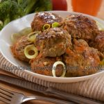 Тефтели мясо-овощные (диетические)